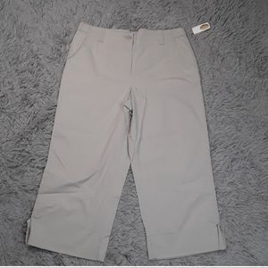 Talbots Capris with Pockets